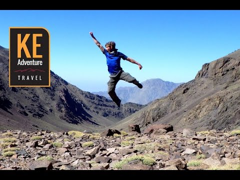 One Week Toubkal Trekking holiday, Atlas Mountains Morocco - KE Adventure Travel