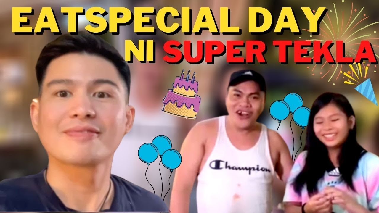 Surprise birthday ni Super Tekla kasama ang Beks Squad