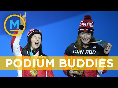 Serwa and Phelan share podium after winning ski cross gold and silver | Your Morning