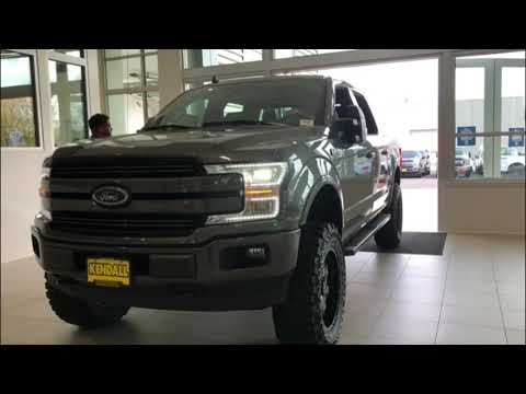 Kendall Ford Eugene >> Custom 2019 Ford F 150 At Kendall Ford Of Eugene