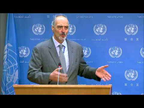 Syrian Elections Observers Report to UN