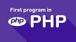 PHP tutorial - 2 - How to run php program in xampp server step by step