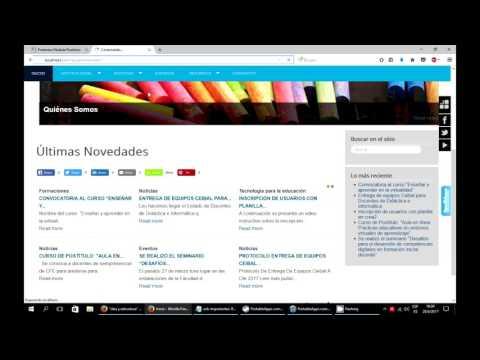 Joomla: Conociendo La Plantilla (ej  Protostar)
