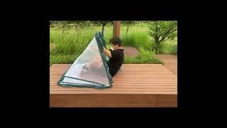접이식 원터치 모기장 모기장 텐트