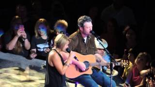 blake shelton band perry concert amway center orlando august 30 2014 my eyes