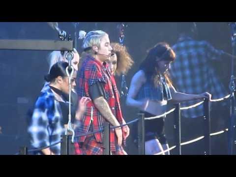 "03.18.16 | Justin Bieber ""COMPANY"" (Oakland, CA)"