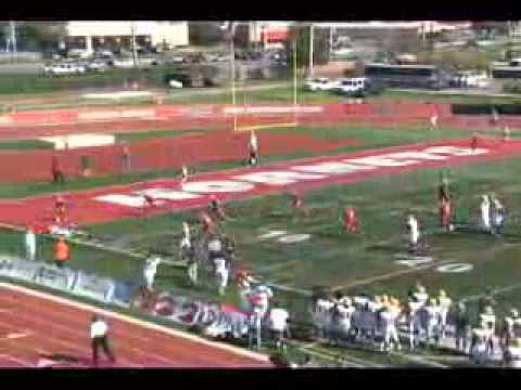 Chris Walley #5 - Quarterback, Norfolk State, All-MEAC - Highlights