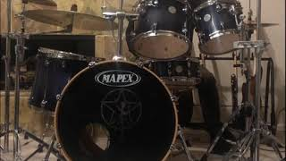 GREEN DAY - TAKE THE MONEY AND CRAWL (DRUM COVER)