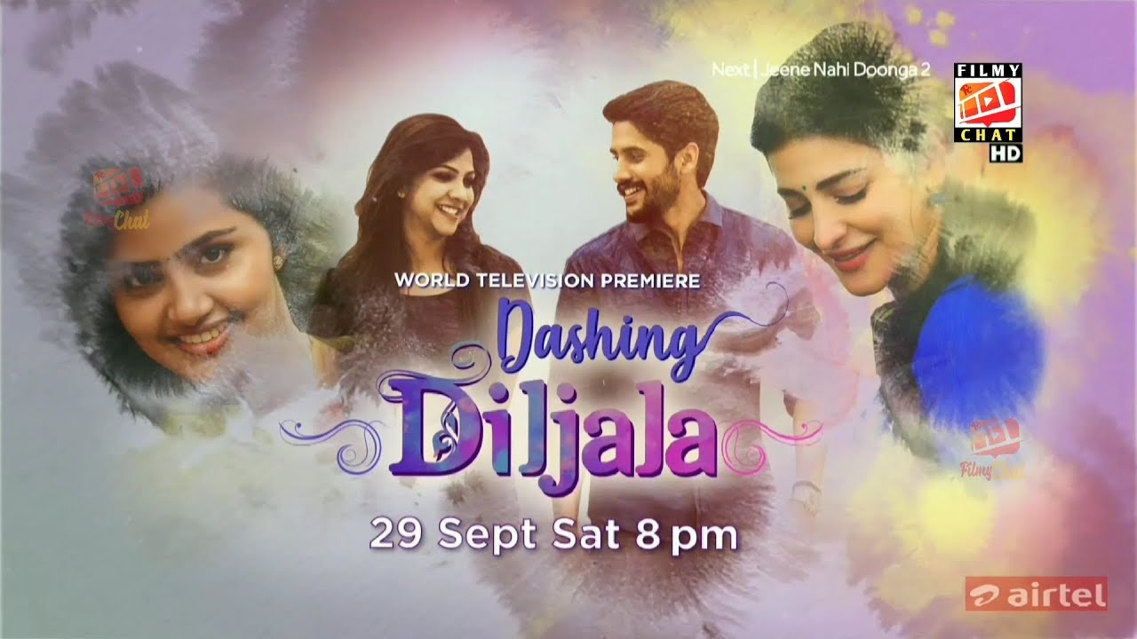 Download Dashing Diljala (2018) Official Hindi Dubbed Promo With T.V Premiere Date   Don't Miss