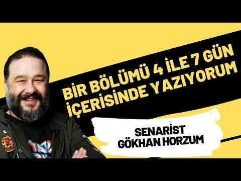 ÇUKUR'UN SENARİSTİ GÖKHAN HORZUM MENEMEN YAPTI/ ÖNEMLİ TÜYOLAR VERDİ