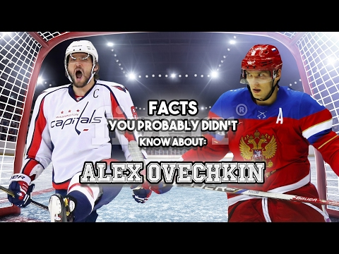 15 AWESOME Facts You Probably Didn't Know About Alex Ovechkin