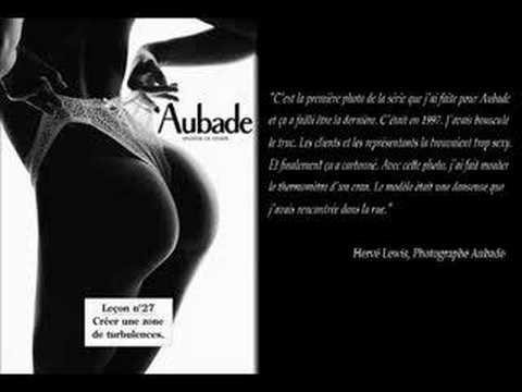quite nice size 40 hot sale Aubade, Leçons de séduction (1ère partie)