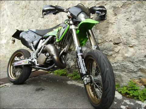 Kawasaki 125 sm by MASSE - YouTube | 480 x 360 jpeg 28kB