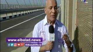 أحمد موسى يخلع القبعة تقديرا للعاملين بمشروع أنفاق 'قناة السويس'.. فيديو