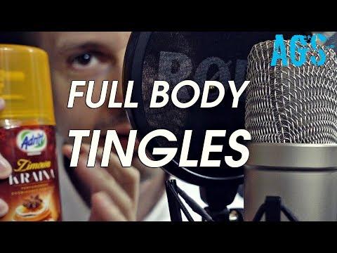 Full Body Tingles (ASMR)(AGS)