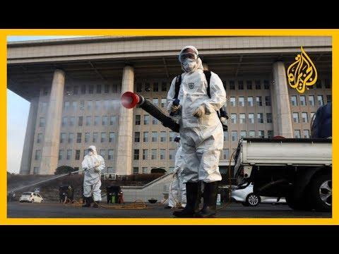 مشهد تفشي فيروس كورونا وإجراءات مواجهته  - نشر قبل 6 ساعة