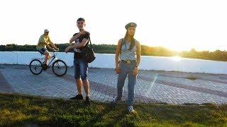 Вот такая десантура попалась на день ВДВ в Омске :)
