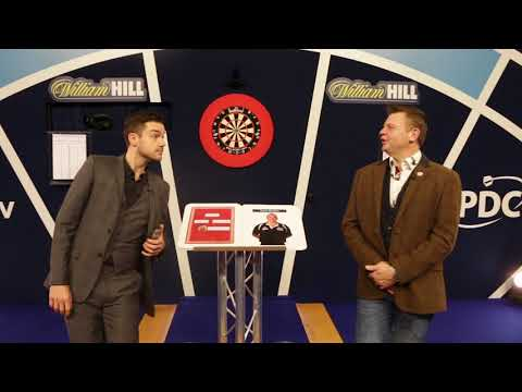 Play your cards Peter Wright - with Chris Mason