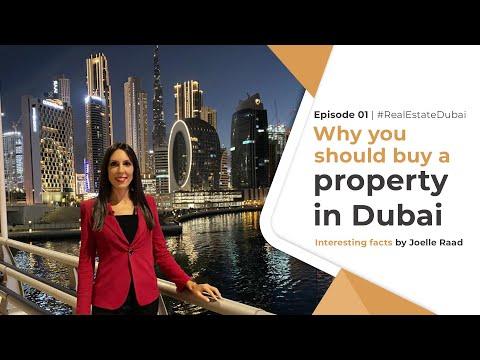 Why you shouldbuya property inDubai