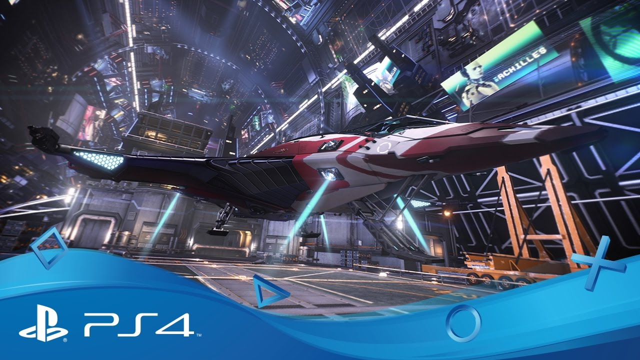 Best PS4 Video Games Set Within Space - Gameranx