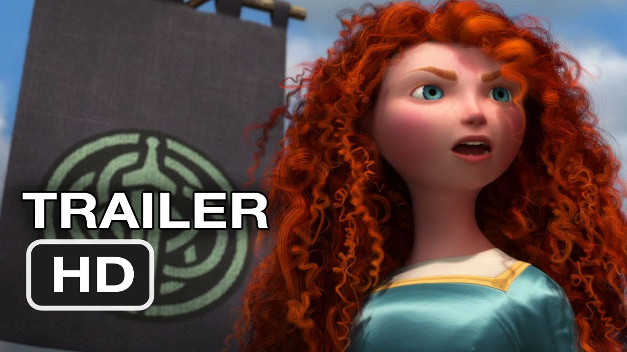 Brave Official Trailer #2 - New Pixar Movie (2012) HD ...