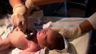 Newborn Baby Selena