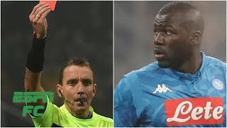 Burley on Inter's racist chants at Koulibaly: 'What the hell is wrong with these people?' | Serie A