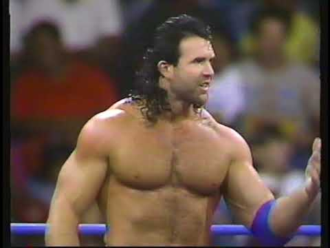 Diamond Studd vs. TC Carter [1991-10-12]