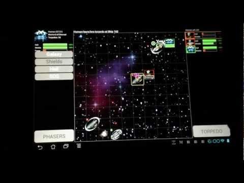 Android Trek - Galaxy Defense -