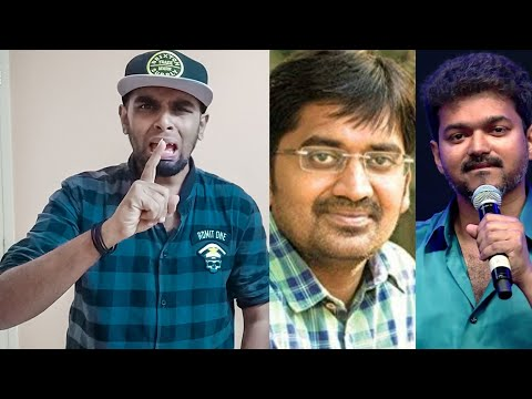 Dear Karunakaran 😠 - Karunakaran Hate On Thalapathy Vijay And Fans | Nee Avlo Periya Aala ??