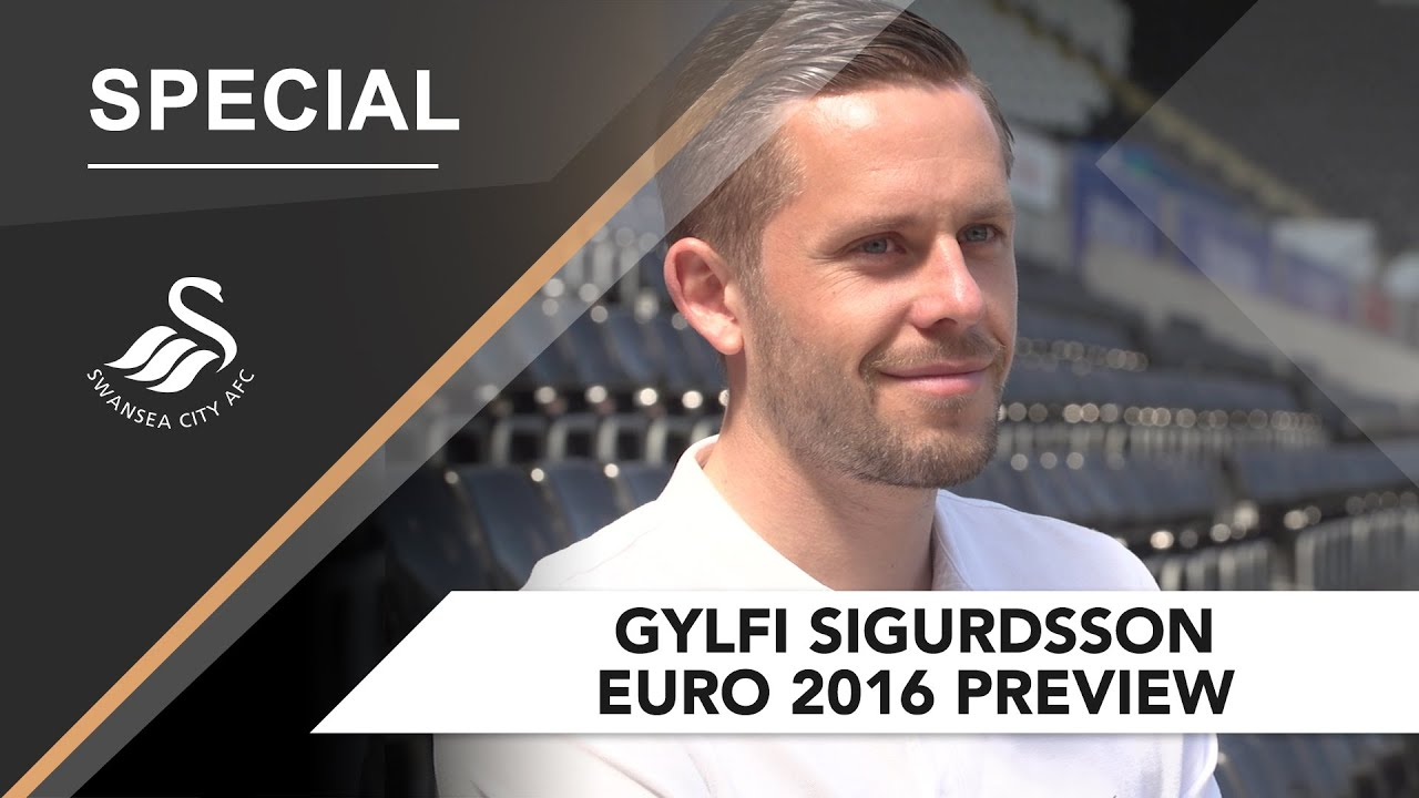 Swans TV Gylfi Sigurdsson Euro 2016 Preview