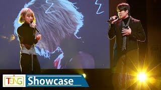 Monday Kiz(먼데이키즈)X김보경 'White Dress'(이별선물) Showcase Stage (쇼케이스, Kim Bo Kyung)