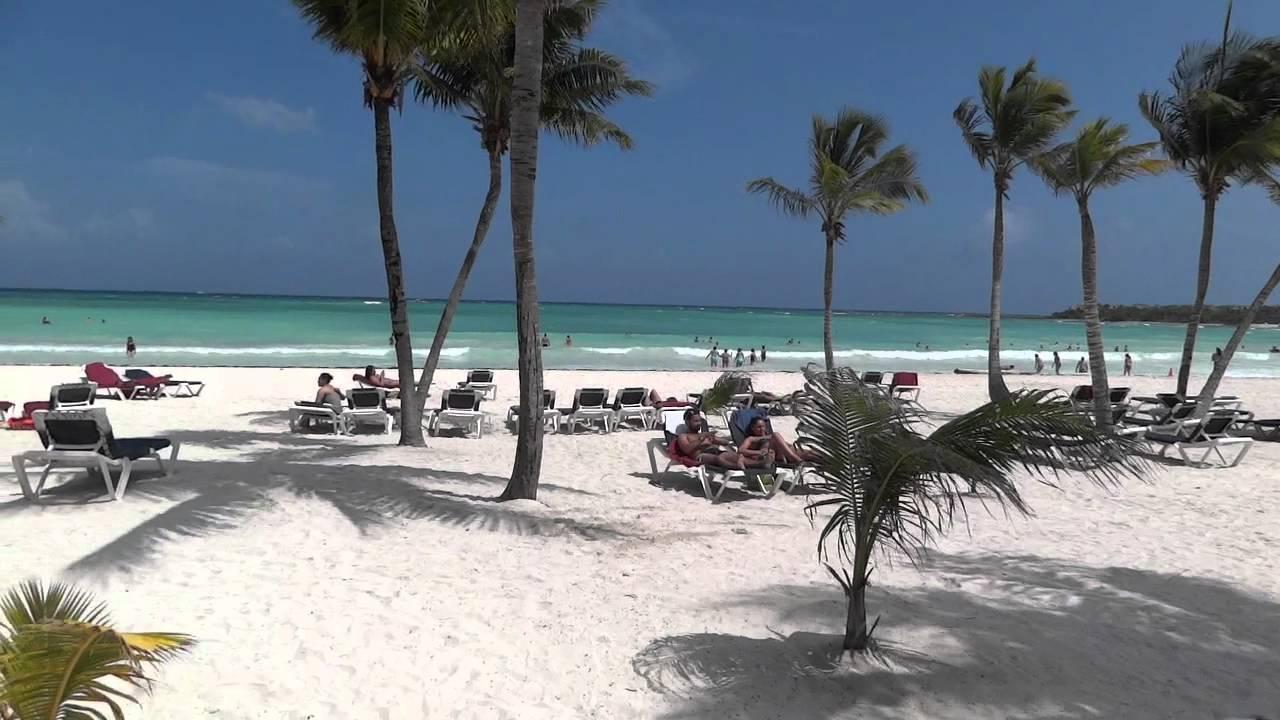 Beach Barcelo Maya Caribe 2017