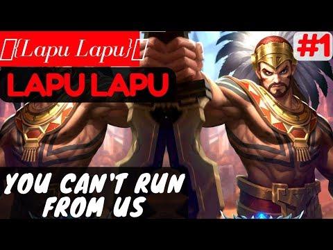 You Can't Run From Us [Rank 2 Lapu Lapu] | ⧼{Lapu Lapu}⧽ Lapu Lapu Gameplay and Build #1