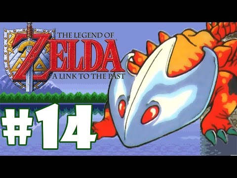 ZELDA LINK TO THE PAST #14 - CAVERNA TORTUGUITA