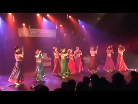 Cours de danse indienne Bruxelles | Bollywood | Gun Gun Guna | Year 2