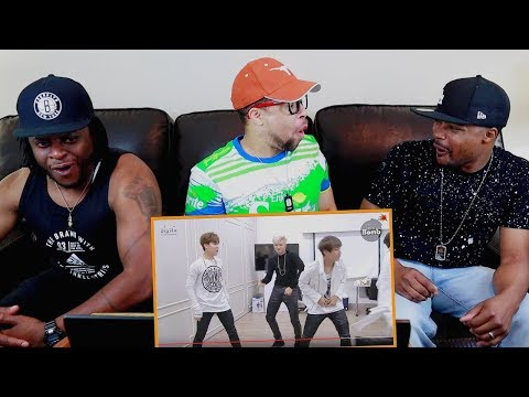 BTS Does RUN DMC!! | BTS 'It's Tricky' REACTION 😎