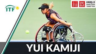 Yui Kamiji (JPN) | Women's Wheelchair Tennis World No. 2 | Mini Doc