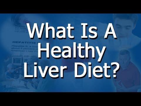 Healthy Liver Diet