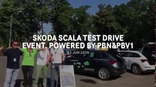Skoda Scala Test-Drive