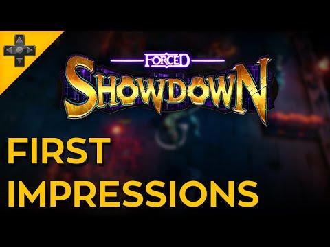 Forced Showdown - First Impressions