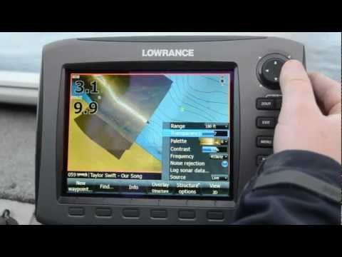 Lowrance Tech Bite:  StructureMap Operation and Settings