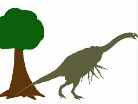 ASDC - Therizinosaurus vs Tarbosaurus