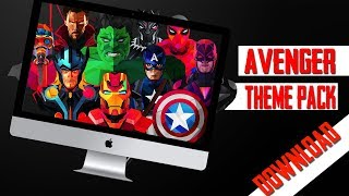 Video Avenger Theme Pack For Free Download In HD | Tamil Tech Menu download MP3, 3GP, MP4, WEBM, AVI, FLV November 2018