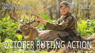 Rattling In a Rutting Buck | Chasing November S2E3