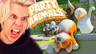 PELEAS EXTREMAS DE FURROS | Party Animals