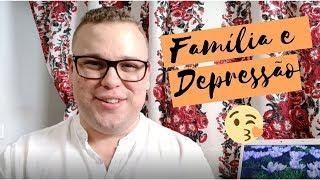 Canal Amigos da Vida - Influência da família no diagnóstico e tratamento da depressão