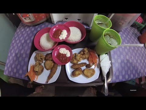 Greater Jakarta Street Food 916 Tiga Raksa 3 Usaki Bento 4K Part.1 BR TiVi 5753  YDXJ0222