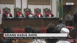 Video Sidang Kasus Ahok: Pembacaan Tuntutan Akan Dilakukan 09 Mei 2017 download MP3, 3GP, MP4, WEBM, AVI, FLV Januari 2018