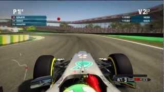 F1 2012   Adelantamientos VOL.3   100% ONLINE   By DjMaRiiO